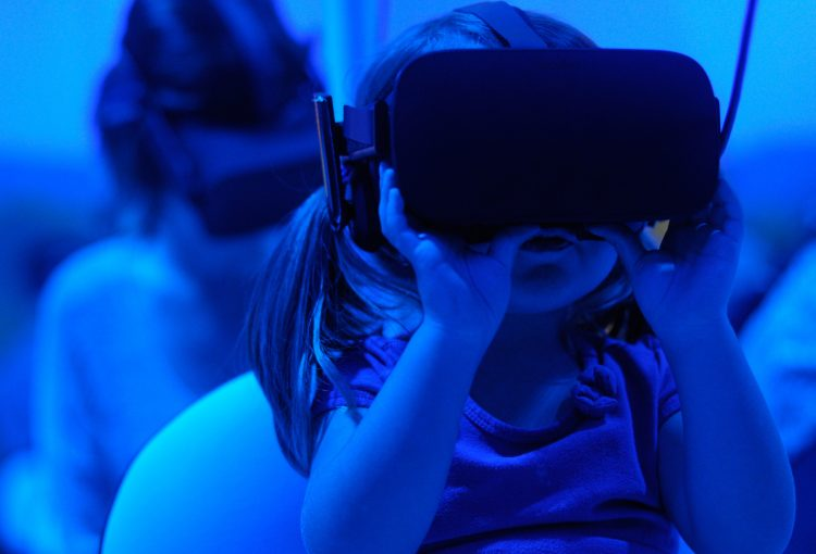 Virtual Reality Kid