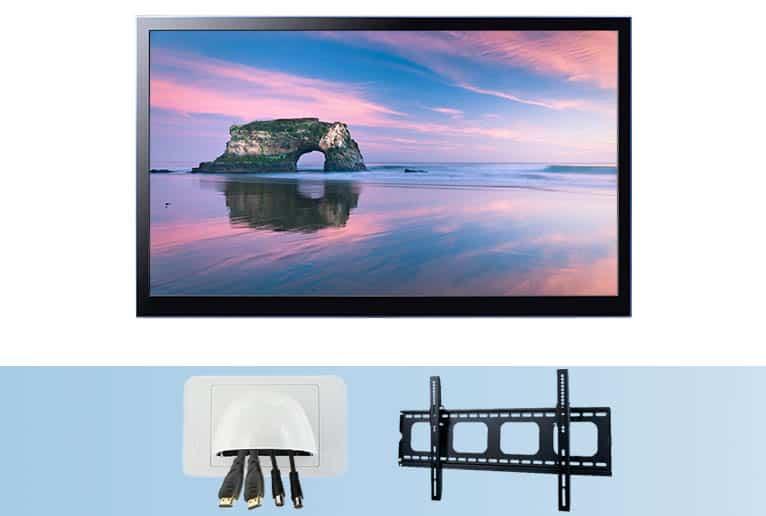 Tv Wall Mount Geelong Medium